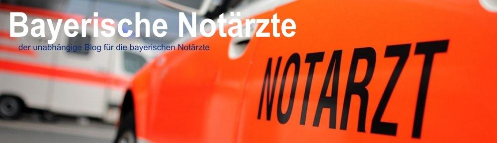 Bayerische Notaerzte